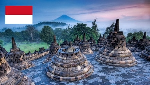 Gebührenfrei Geld abheben in Indonesien