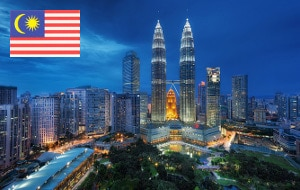 Gebührenfrei Geld abheben in Malaysia