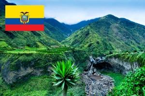 Gebührenfrei Geld abheben in Ecuador