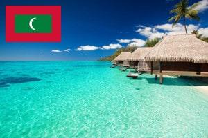 Gebührenfrei Geld abheben auf den Malediven