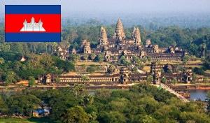 Gebührenfrei Geld abheben in Kambodscha