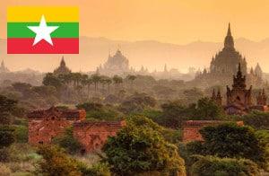 Gebührenfrei Geld abheben in Myanmar