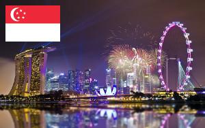 Gebührenfrei Geld abheben in Singapur