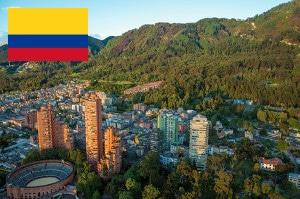 Gebührenfrei Geld abheben in Kolumbien