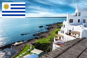Gebührenfrei Geld abheben in Uruguay
