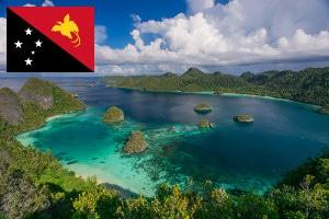 Währung und gebührenfrei Geld abheben in Papua-Neuguinea