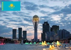 Gebührenfrei Geld abheben in Kasachstan