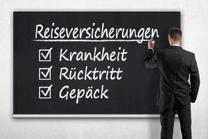 Eine gute Reiseversicherung kann viel Ärger ersparen und sollte daher mit in die Reisevorbereitung einbezogen werden