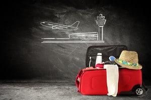 Wichtige Punkte für die Reisevorbereitung. An was alles gedacht werden sollte.