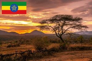 Gebührenfrei Geld abheben in Äthiopien