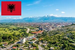 Gebührenfrei Geld abheben in Albanien