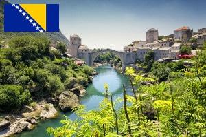Gebührenfrei Geld abheben in Bosnien-Herzegowina
