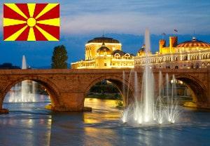 Gebührenfrei Geld abheben in Mazedonien