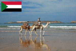 Gebührenfrei Geld abheben im Sudan