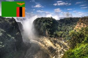 Gebührenfrei Geld abheben in Sambia