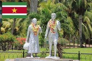 Gebührenfrei Geld abhheben in Suriname