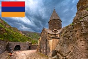 Gebührenfrei Geld abheben in Armenien