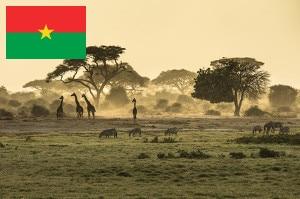 Gebührenfrei Geld abheben in Burkina Faso