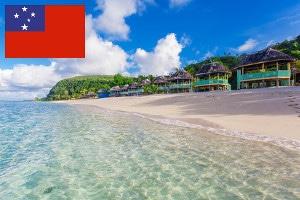 Gebührenfrei Geld abheben auf Samoa