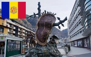 Gebührenfrei Geld abheben in Andorra