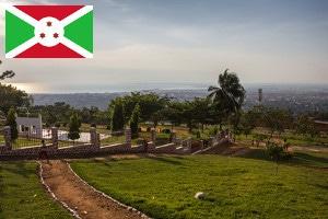 Gebührenfrei Geld abheben in Burundi