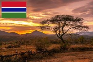 Gebührenfrei Geld abheben in Gambia