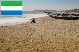 Gebührenfrei Geld abheben in Sierra Leone