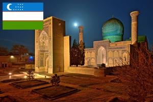 Gebührenfrei Geld abheben in Usbekistan