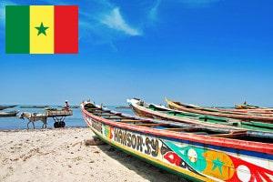 Gebührenfrei Geld abheben im Senegal