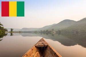 Gebührenfrei Geld abheben in Guinea