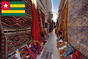 Gebührenfrei Geld abheben in Togo