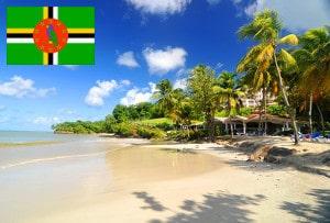 Gebührenfrei Geld abheben auf Dominica