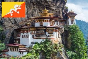 Gebührenfrei Geld abheben in Bhutan