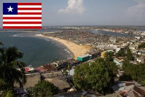 Gebührenfrei Geld abheben in Liberia
