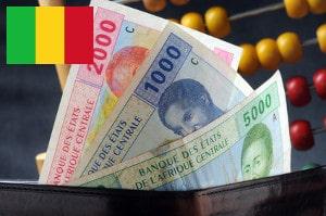 Gebührenfrei Geld abheben in Mali