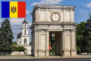 Gebührenfrei Geld abheben in Moldawien