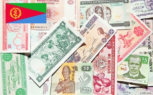 Gebührenfrei Geld abheben in Eritrea