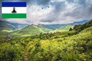 Gebührenfrei Geld abheben in Lesotho