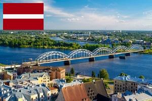 Gebührenfrei Geld abheben in Lettland
