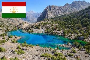 Gebührenfrei Geld abheben in Tadschikistan