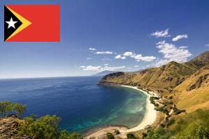 Gebührenfrei Geld abheben auf Timor-Leste