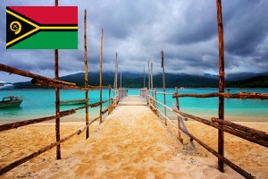 Gebührenfrei Geld abheben auf Vanuatu