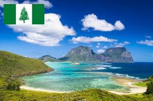 Gebührenfrei Geld abheben auf der Norfolkinsel