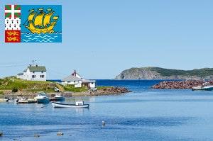 Gebührenfrei Geld abheben auf St. Pierre und Miquelon