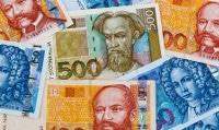 Übersicht Banknoten Kroatien Kuna