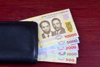Übersicht Münzen und Banknoten der Währung Burundi Franc