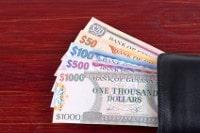 Übersicht Münzen und Banknoten der Währung Guyana-Dollar