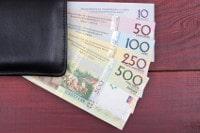 Übersicht Münzen und Banknoten Haitis Währung Gourde