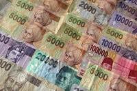 Übersicht Banknoten Indonesische Rupiah