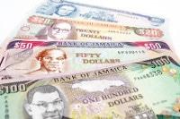 Übersicht Münzen und Banknoten der Währung Jamaika-Dollar